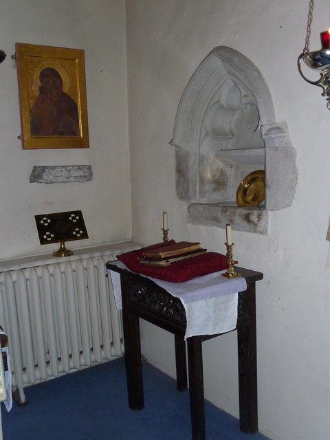 St Peter's at St Mary Bourne- icon