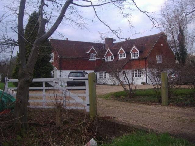 House on Henfold Lane near Holmwood