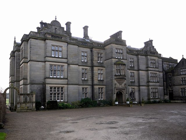Matfen Hall