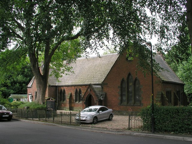 Withnell Fold Methodist Church