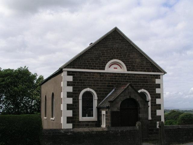 Blackburn Road Wesleyan Methodist Wheelton Stocks