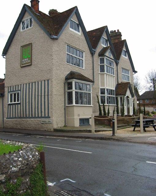 Horse & Groom (2), Epsom Road, Merrow, Guildford
