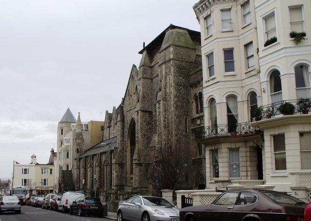 St. Patrick's, Cambridge Road, Hove