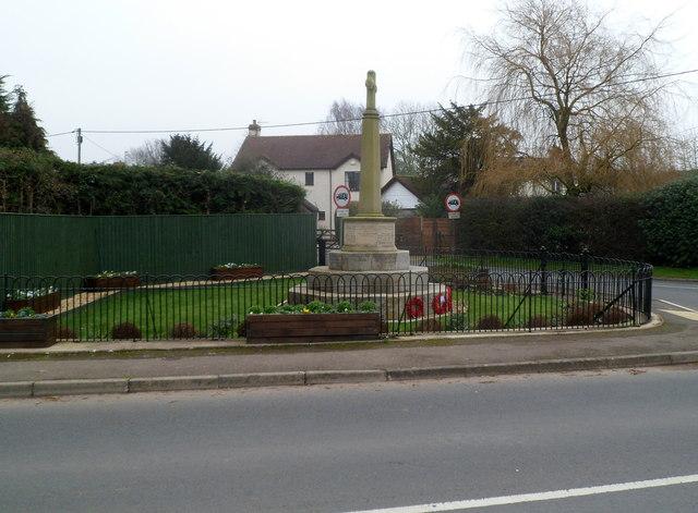 Mathern War Memorial