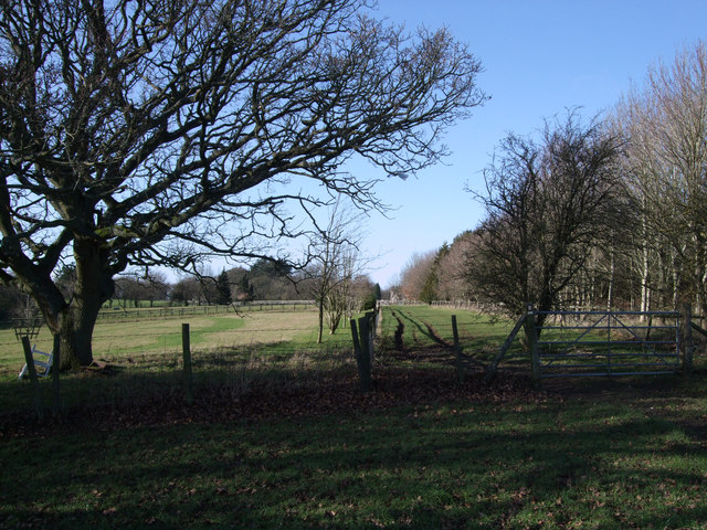 Byway, Upper Upham
