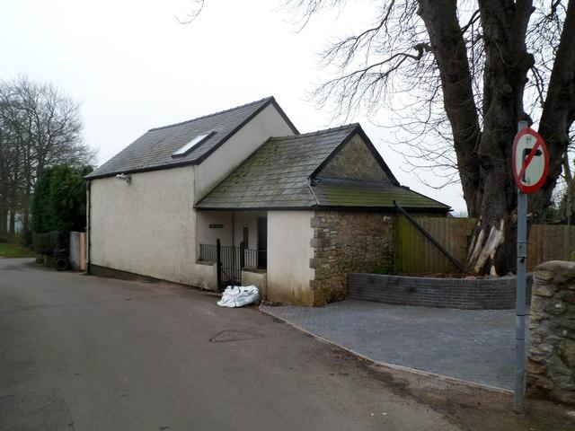 The Chapel, Pwllmeyric