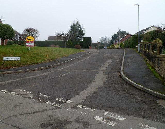 Chapel Close, Pwllmeyric