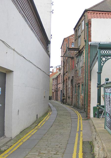 Quay Street, Scarborough