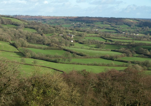 Countryside near Shelvin