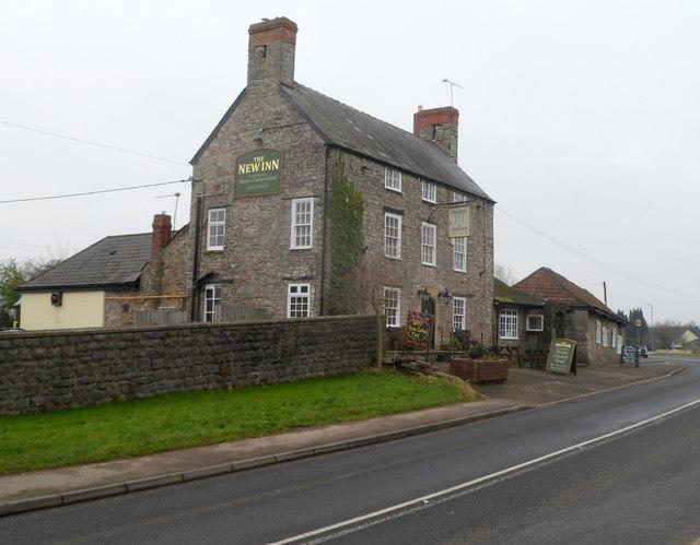 The New Inn, Pwllmeyric