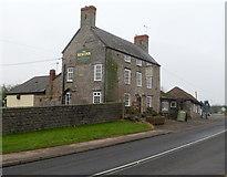 ST5192 : The New Inn, Pwllmeyric by Jaggery