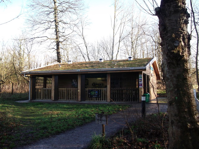 The Green Cafe, Manor Park Country Park