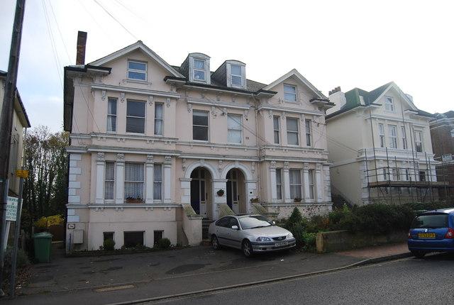 Large Victorian Houses, Upper Grosvenor Rd
