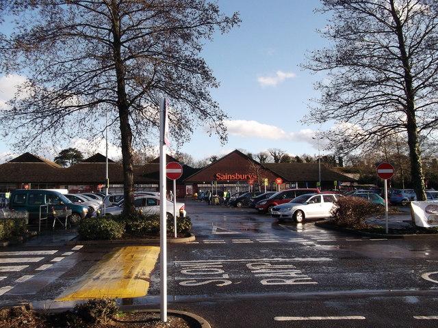 Sainsbury's Superstore, Ditton