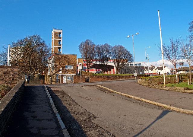 Ayr Fire Station