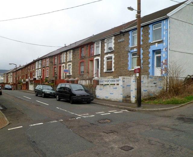 Kenry Street, Ynyswen