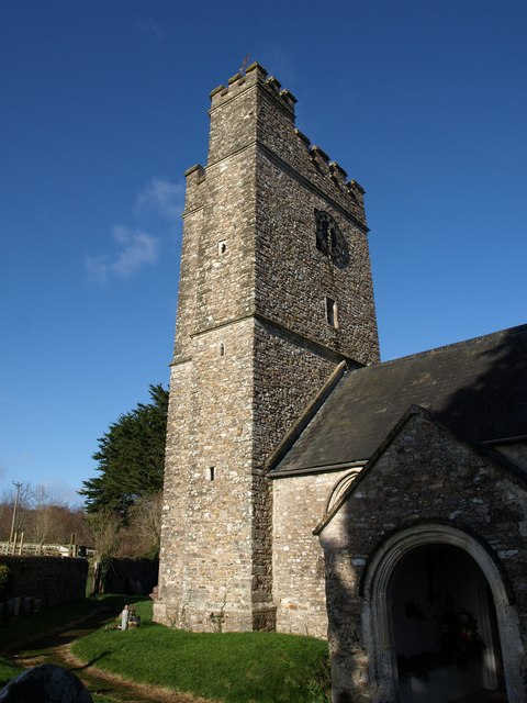 Church of St Nicholas, Combe Raleigh