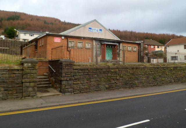 Ynyswen Welfare Hall