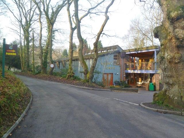 Ashley, community centre