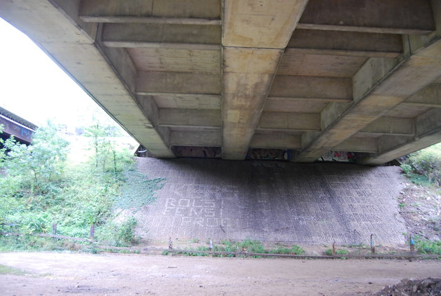 Below the M20