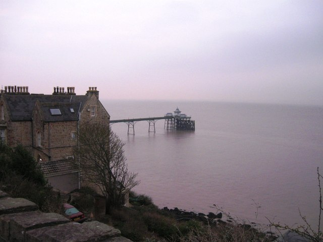 View from Marine Parade, Clevedon