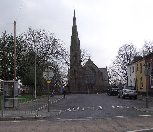 St. Stephen's, Radcliffe