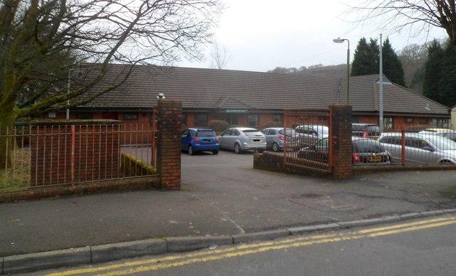 Welsh medium primary school, Ynyswen