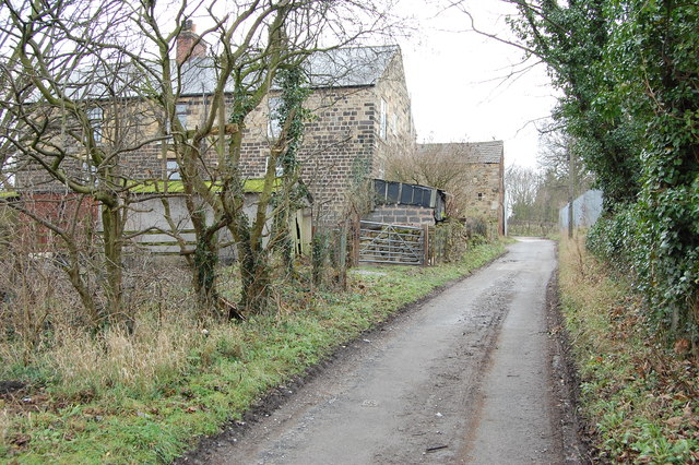 Stone Terraced Row Forge Lane