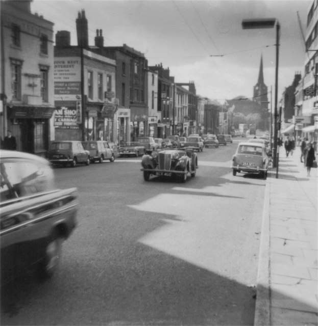 Darlington Street