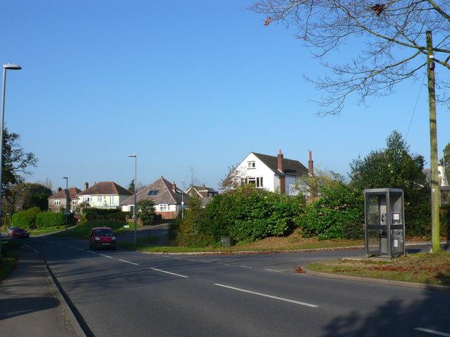 Blandford Road, Sleight