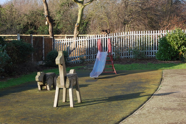 Play Park off Campion Drive