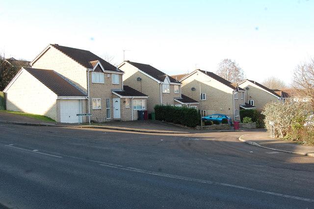 Junction Rowan Tree Road & Campion Drive