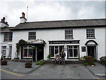SD3598 : Beatrix Potter Gallery,Hawkshead, Cumbria by Christine Matthews