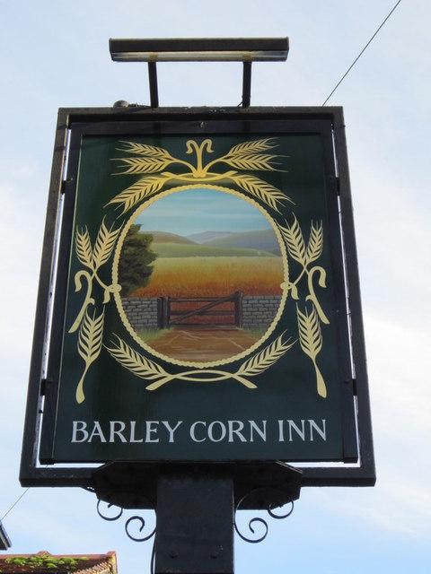 The Barley Corn Inn, Scholes
