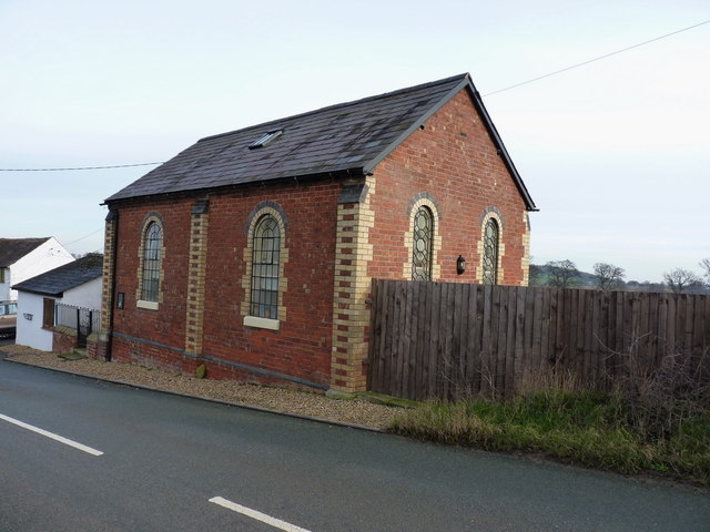 Longden Methodist Chapel