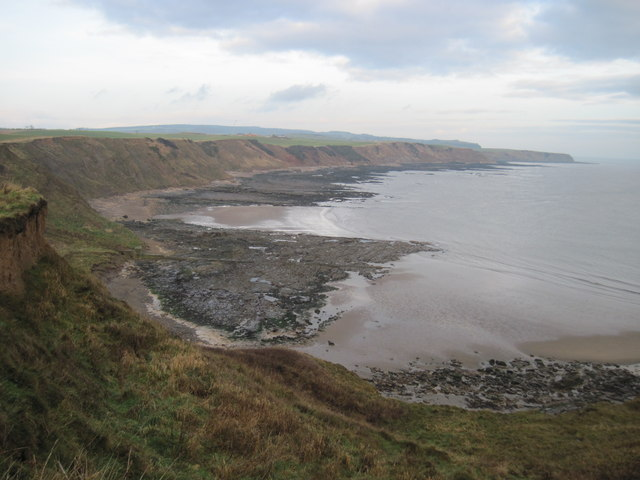 Scalby  Ness  Sands