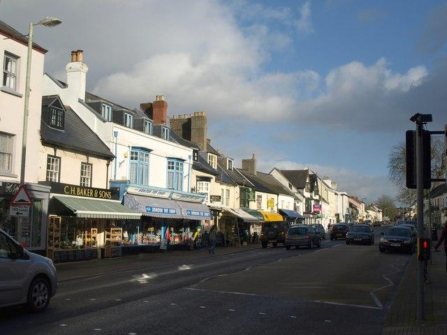 Honiton High Street
