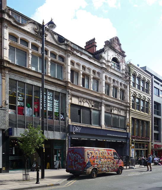 26-32 Oldham Street, Manchester