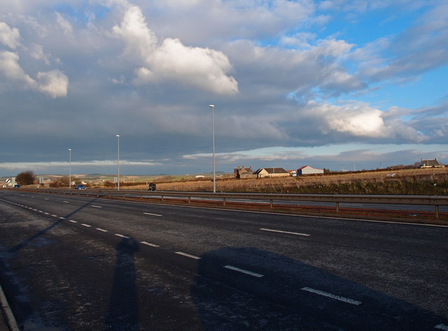 A77, Whitletts, Ayr