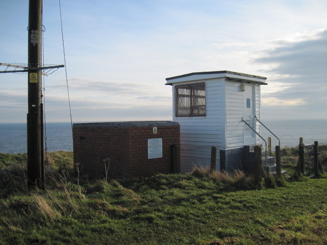 Was  Coastguard  Lookout  now  Birdwatching
