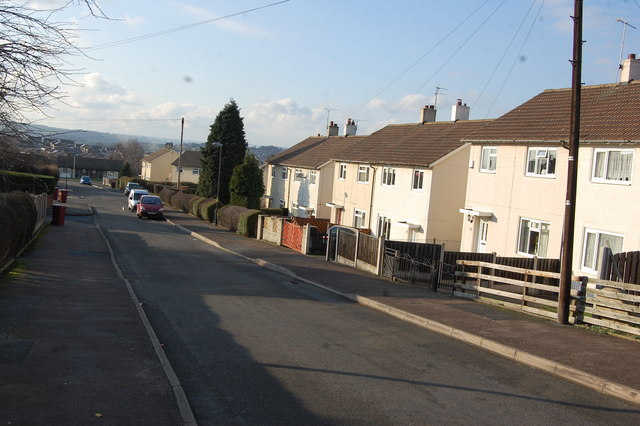 Rectory Road looking west
