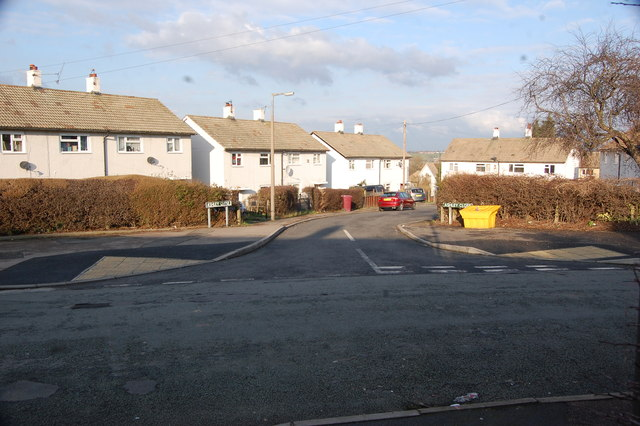 Junction Ashley Close & Norburn Drive