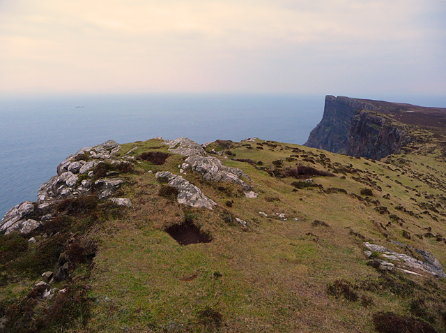 The high point of Biod Bàn