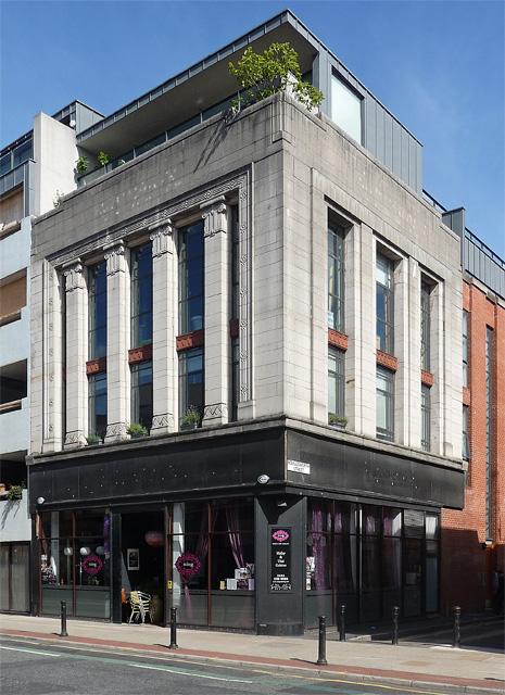92-94 Oldham Street, Manchester