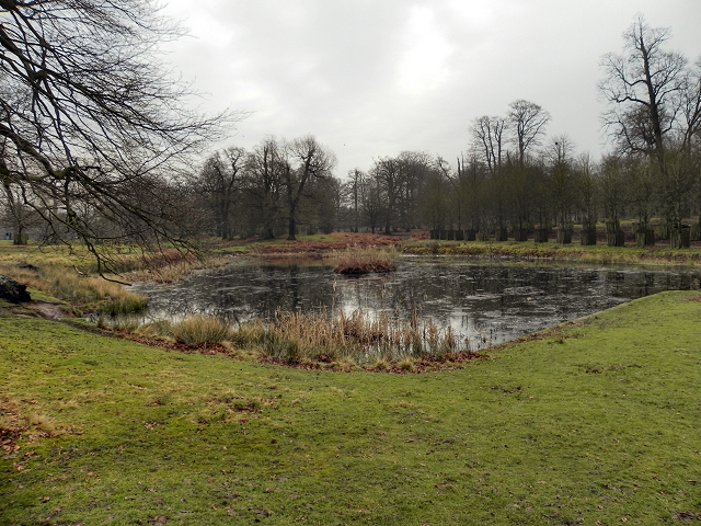 Old Man's Pool, Dunham Massey Park