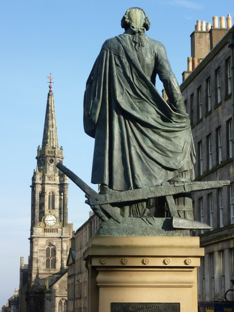Adam Smith and the Tron