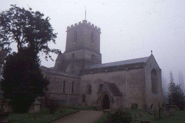St Michael's church, Stanton Harcourt