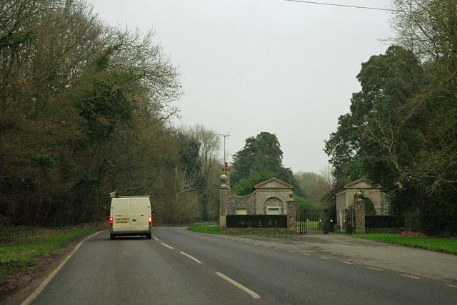 South Lodges, Goodwood Estate