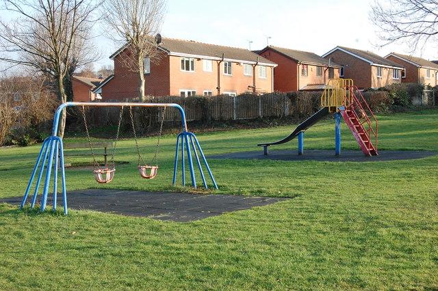 Play Park off Quarry Road