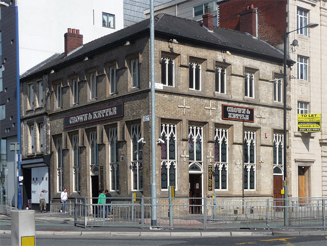 Crown and Kettle, Oldham Road, Manchester